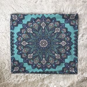 Urban Outfitters Plum & bow paisley pillow case